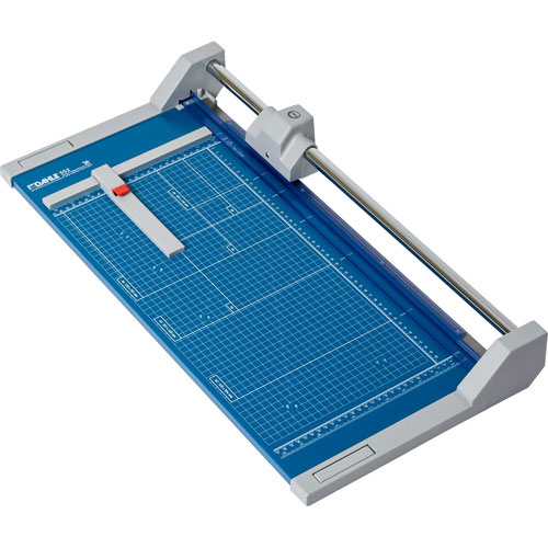 "Dahle 552 Professional Rolling Trimmer 20"" cutting length by"