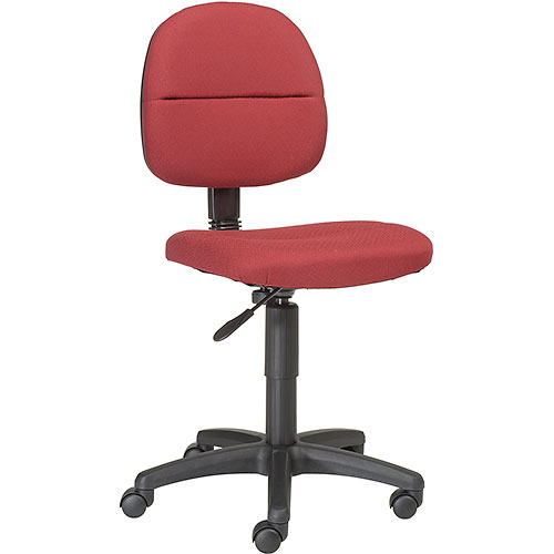 Futura Secretary Chair- Burgundy by
