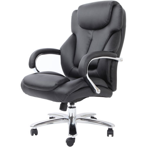Comfort Products Admiral III Big & Tall Executive Leather Chair by