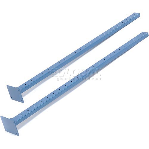 "48""H Uprights- Blue by"