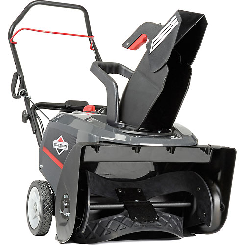 "Briggs & Stratton 22"" Single Stage Snow Thrower w/Electric Start 7522E by"
