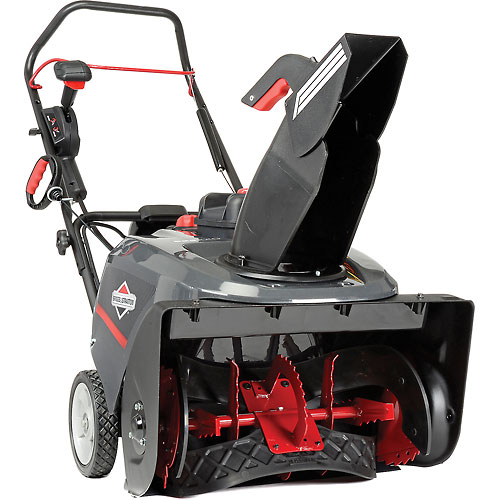 "Briggs & Stratton 22"" SnowShredder Single Stage Snow Thrower w/Electric Start 922EXD by"