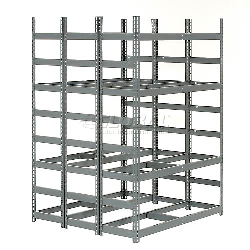 "Bar Storage Rack 56""W X 60""D X 84""H by"