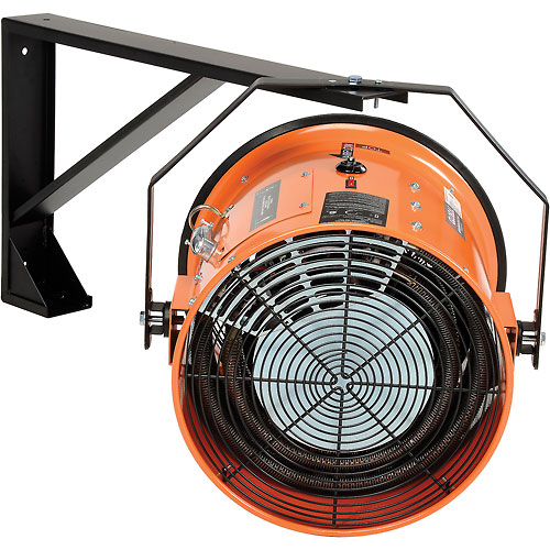 Salamander Heater – Electric Wall Mount Fan Forced 240V 15 KW 3 Phase 36.1 Amps  by Salamander Heaters