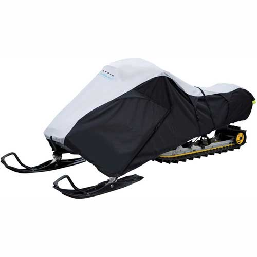 Classic Accessories SledGear Deluxe Snowmobile Cover Large 71837 by