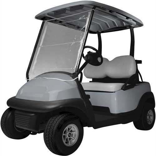 Classic Accessories Portable Golf Car Windshield 72033 by
