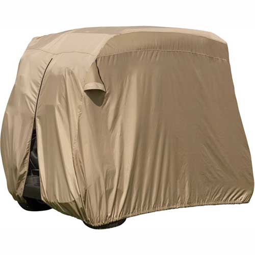 Classic Accessories Golf Car Easy-On Cover Two-Person 72402 by