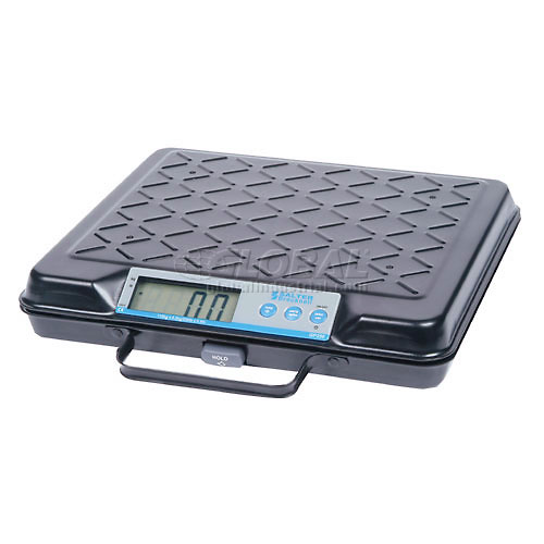 "Buy Brecknell GP250 Digital Shipping Scale With Memory Lock 250lb x 0.5lb 12-1/2"" x 11"" Platform"