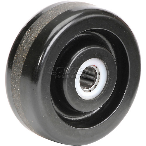 "4"" x 1-1/2"" Molded Plastic Wheel Axle Size 5/8"" by"