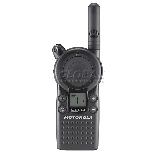 Click here to buy Motorola CLS Series 2 Way Radio 1 Channel .
