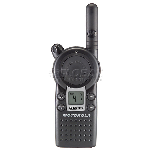 Buy Motorola CLS Series 2 Way Radio 4 Channel