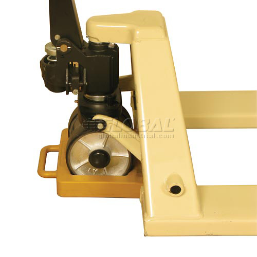 Wesco Deluxe Pallet Jack Skid Truck Chock 272175 by