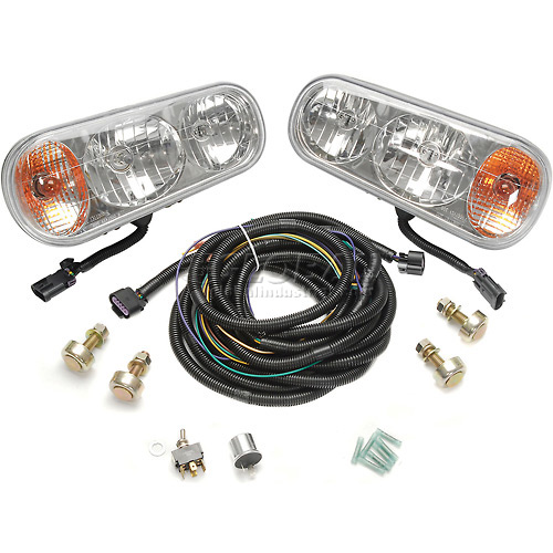 Buyers Universal Halogen Snowplow Light Kit 1311100 by