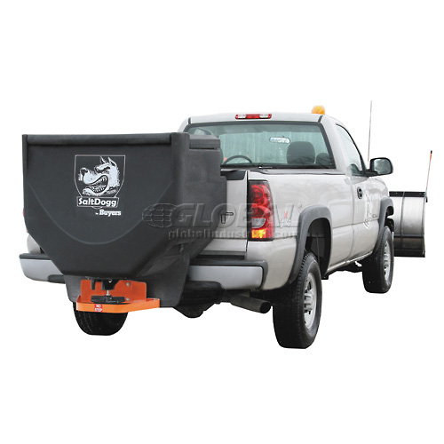 Low Profile Pickup Truck Tailgate Salt Spreader 10 Cu. Ft. Capacity TGS06 by