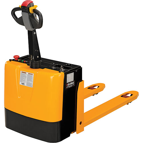 Global Industrial Self-Propelled Electric Power Pallet Jack Truck 3300 Lb. Cap. by