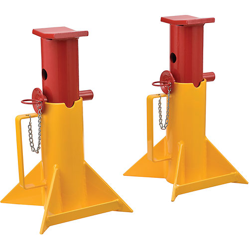 Global Industrial Forklift Jack Stands (Pair) 26,000 Lb. Capacity by