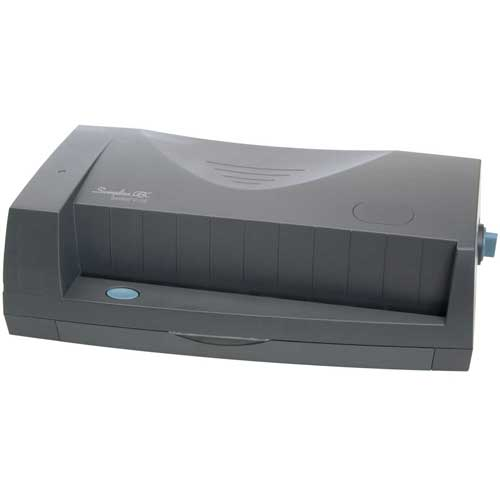 Buy Swingline GBC VeloBind Electric Binding Machine, Binds 200 Sheets, Punches 24 Package Count 2