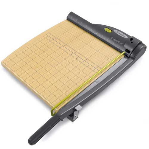 """Swingline ClassicCut Laser 12"""" Guillotine Trimmer, Desktop, 15 Sheet Package Count 4 by"""