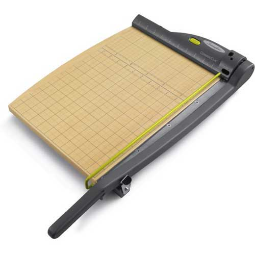"""Swingline ClassicCut Laser 15"""" Guillotine Trimmer, Desktop, 15 Sheet Package Count 4 by"""