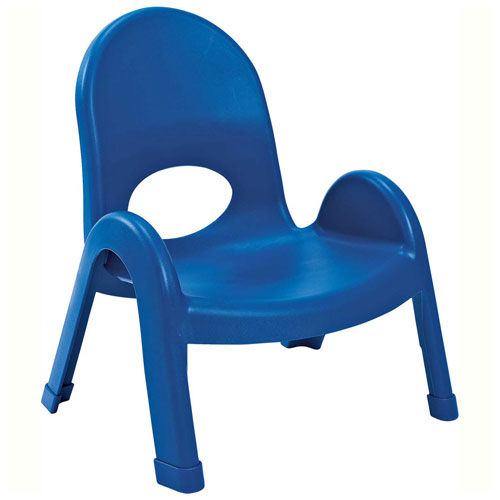 """Buy Angeles Value Stack 5"""" Chair Royal Blue"""