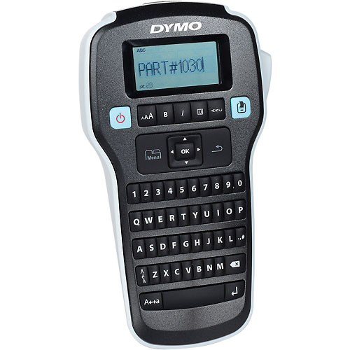 "Buy Dymo Label Maker, 1790415, 6 Font Sizes, 4-5/8"" X 8"" X 2"", Black"