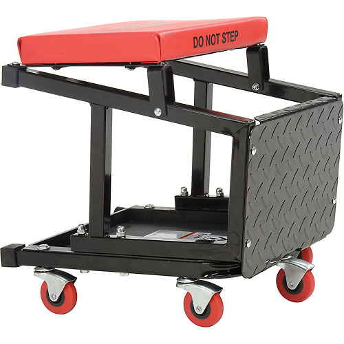 Click here to buy Pro-Lift 300 lb. Cap. Creeper Seat/Stool Combo C-2800.