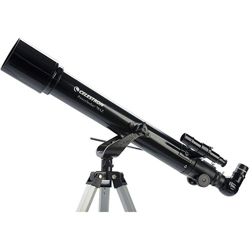 Click here to buy Celestron PowerSeeker 70AZ Telescope.