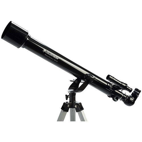 Click here to buy Celestron PowerSeeker 60AZ Telescope.