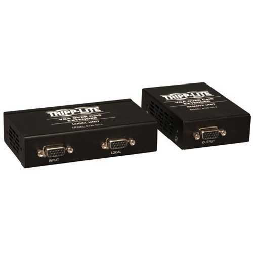 Buy Tripp Lite VGA over Cat5 Cat6 Extender Transmitter & Receiver EDID Copy