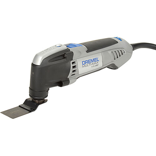 Dremel MM30 Multi-Max Oscillating Multi-Tool Kit w/ 17 Accessories by