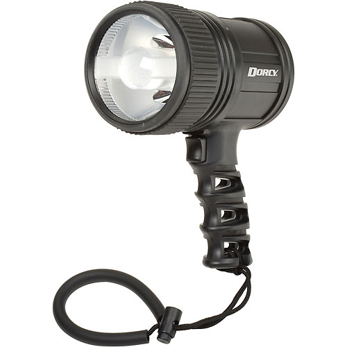 Dorcy 41-1085 4C LED Focusing Spotlight, w/Wrist Band by