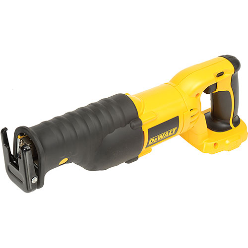 DeWALT DC385B 18V Cordless Reciprocating Saw (Tool Only) by