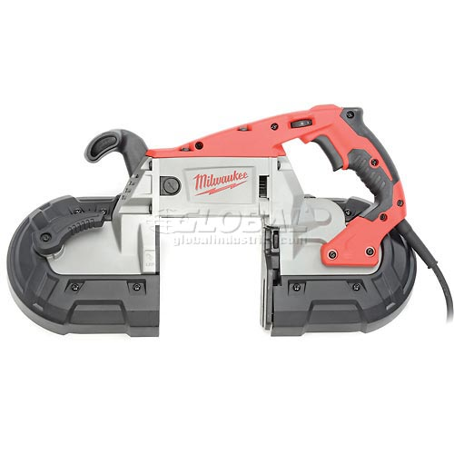 Milwaukee 6232-21 Deep Cut Variable Speed Band Saw Kit by
