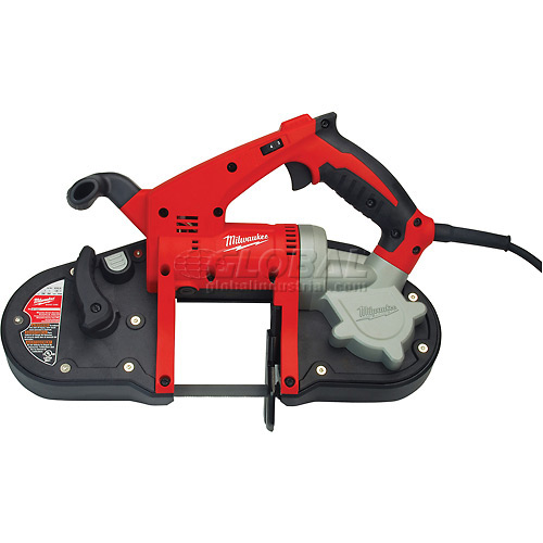 Milwaukee 6242-6 Compact Band Saw by