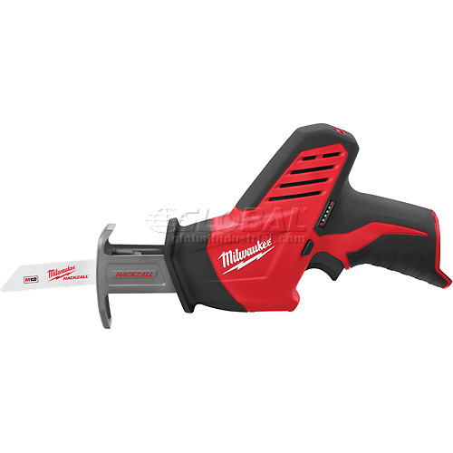 Milwaukee 2420-20 M12 HACKZALL Cordless Reciprocating Saw (Bare Tool Only) by