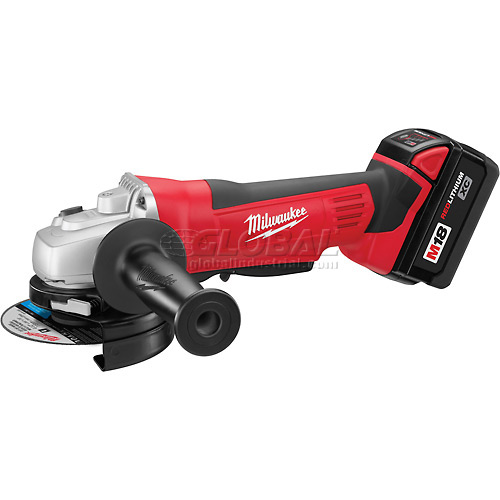 """Milwaukee 2680-22 M18 Cordless 4-1/2"""" Cut-off Grinder by"""