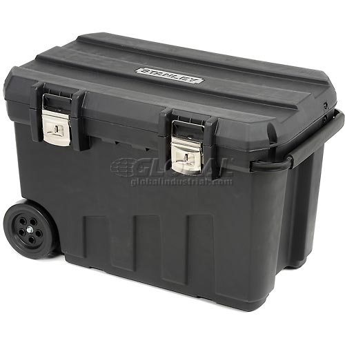 Stanley 029025R 24 Gallon Heavy Duty Mobile Tool Chest by