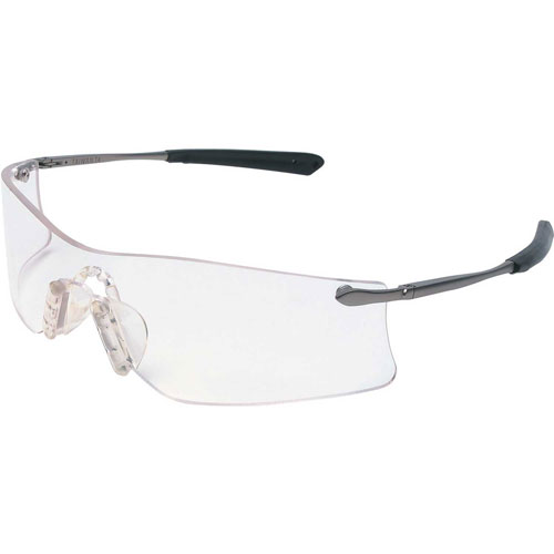Buy MCR Safety T4110AF Rubicon Protective Safety Glasses, Clear Anti-Fog Lens