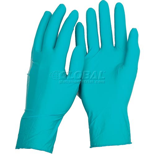 Touch N Tuff Disposable Gloves, ANSELL 92-600-L, 100 Gloves/Box by