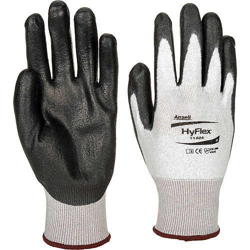 HyFlex Cut Resistant Gloves, Ansell 11-624-10, 1-Pair by