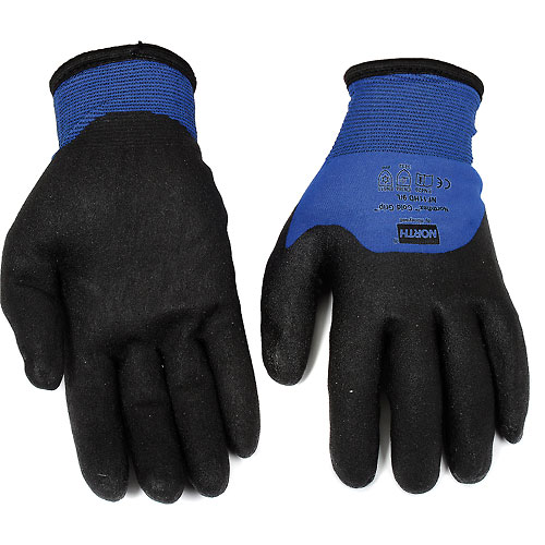North Flex Cold Grip Insulated Gloves, NF11HD/9L, 1-Pair by Insulated Gloves