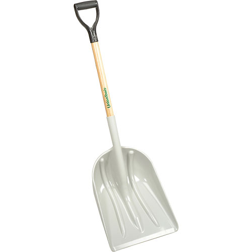 #12 Poly Scoop with Power D-grip, 29-in Handle by
