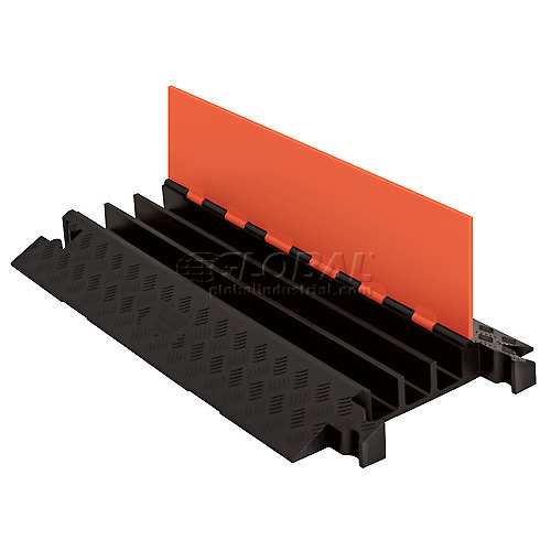 Guard Dog 3 CH Cable Protector Orange Lid/Black Base by