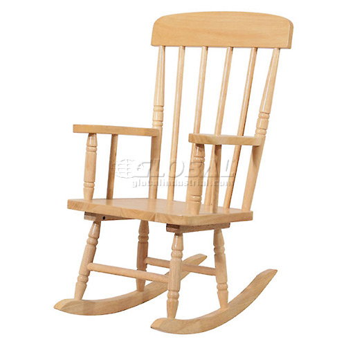 Wood Designs Child's Rugged Rocker by