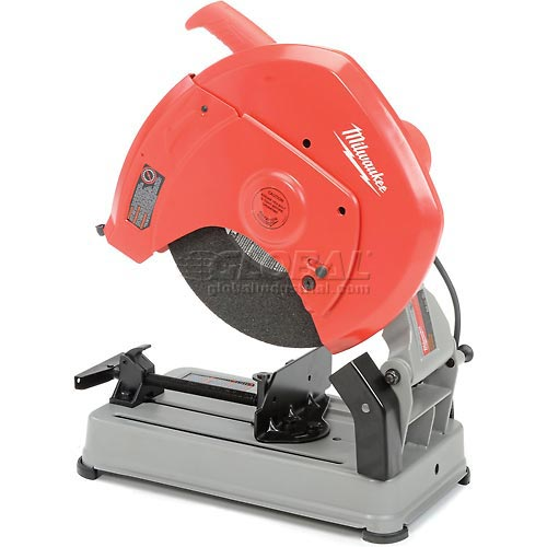 """Click here to buy Milwaukee 6177-20 14"""" Abrasive Chop Saw."""