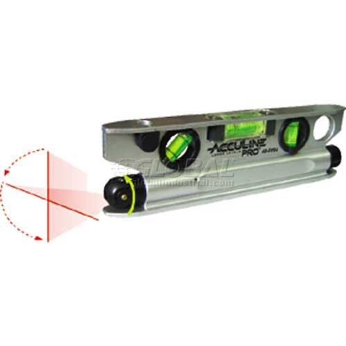 Magnetic Torpedo Laser Level by