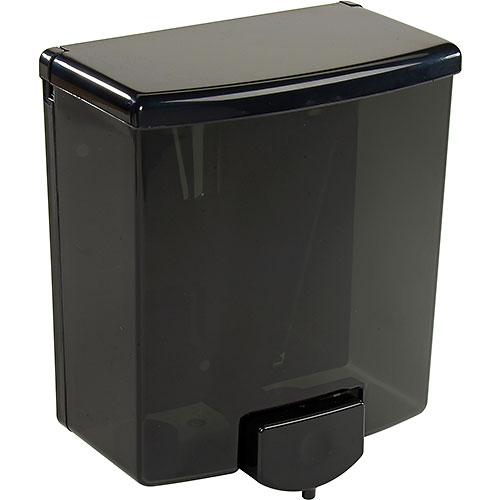 Bobrick ClassicSeries Surface Mounted Black Soap Dispenser B-42 by
