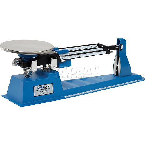 "Adam Equipment TBB610S Triple Beam Balance 610g x 0.1g 6"" Diameter Platform by"