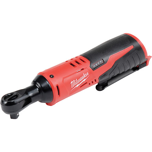 """Milwaukee 2457-20 M12 3/8"""" Ratchet (Bare Tool Only) by"""