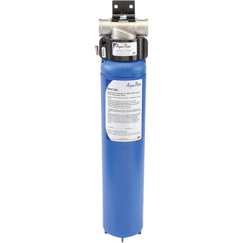 3M Aqua-Pure AP903, High Flow Filtration System For Well Water, 20GPM Chlorine Taste&Odor by